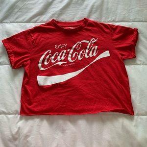 Coca-Cola Cropped T-Shirt
